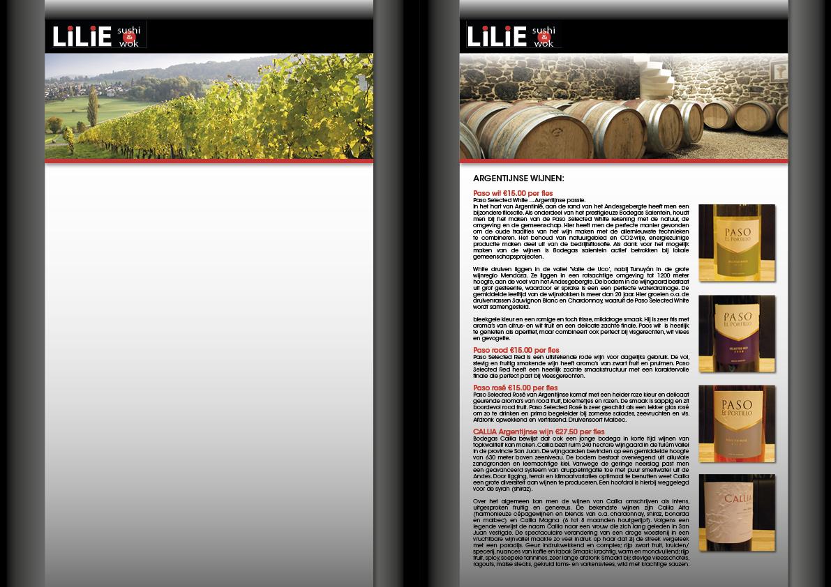 Wijnkaart 1