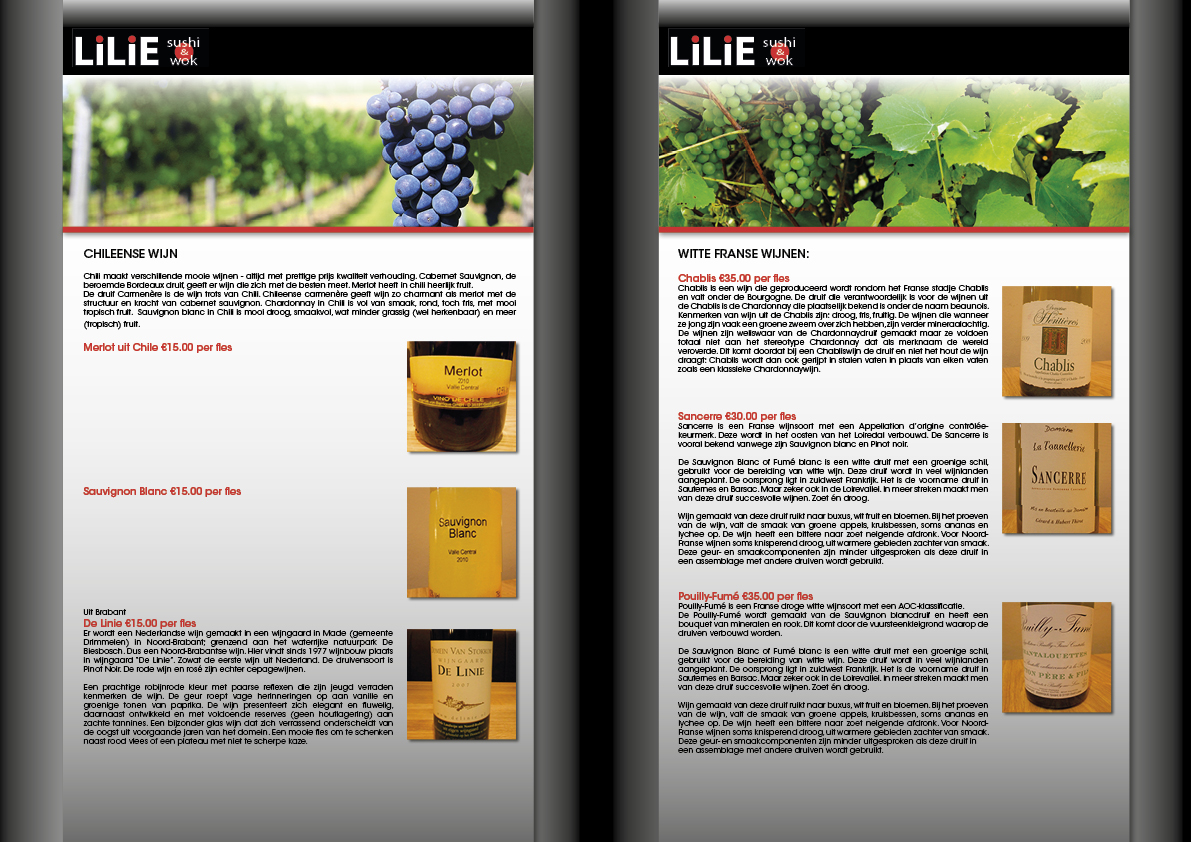 Wijnkaart 2